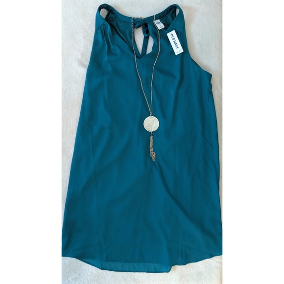 Sale Nwt Old Navy Dress Teal Nwt